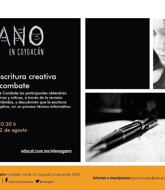Round cero. Sesiones de escritura creativa. Narrativa de combate