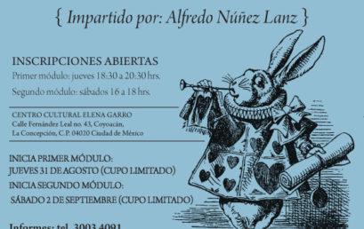 """Taller de Novela """"Mundos alucinantes"""". Módulo 2"""