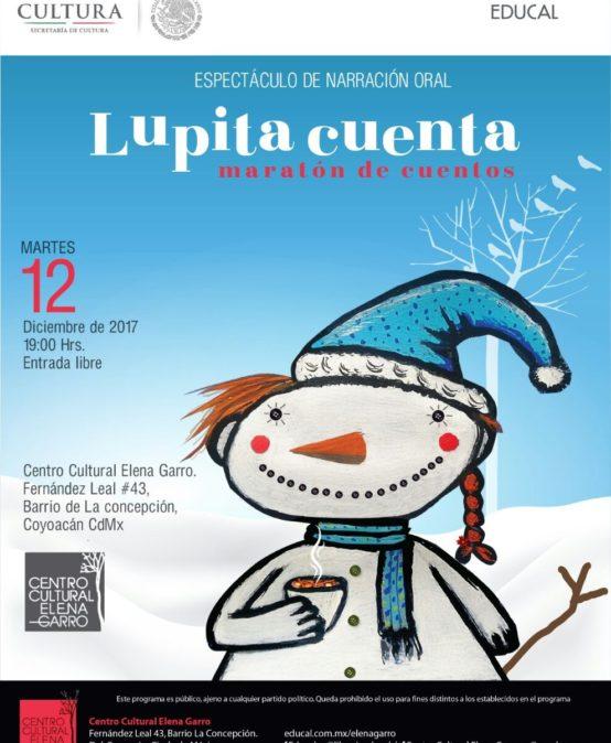 Lupita cuenta