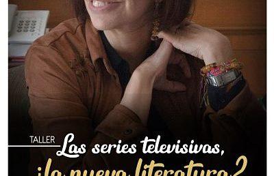 """Curso """"Las series de televisión: ¿la nueva literatura?"""""""