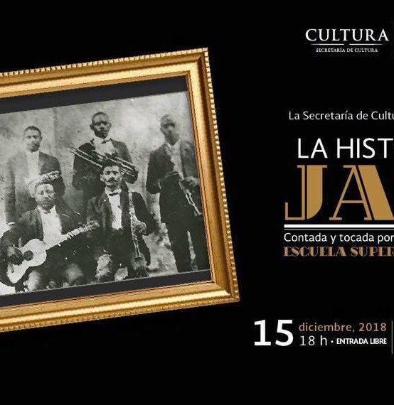 Concierto: La historia del Jazz