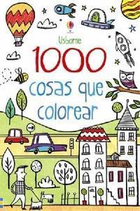 1000 cosas que colorear