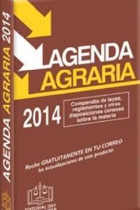 Agenda Agraria 2014