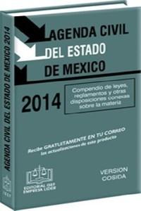 Agenda Civil del Estado de Mexico 2014