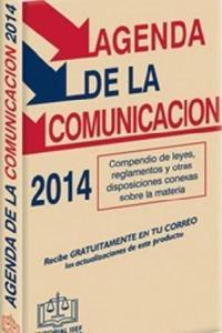 Agenda de la Comunicacion 2014