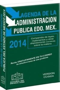 Agenda de la Administracion P�blica del Estado de M�xico 2014