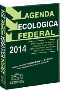 Agenda ecologica federal 2014
