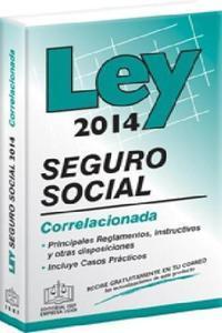 Ley del Seguro Social (Bolsillo)
