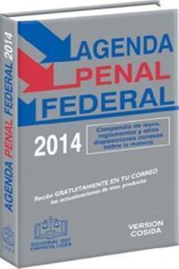 Agenda Penal Federal 2014