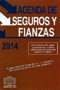 Agenda De Seguros Y Fianzas 2014