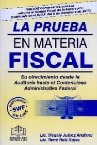 La Prueba En Materia Fiscal 2014
