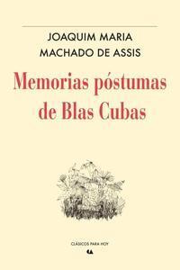 Memorias p�stumas de Blas Cubas