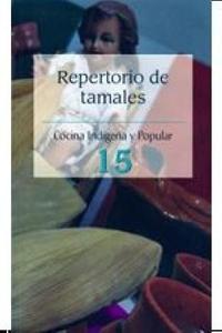 REPERTORIO DE TAMALES NO. 15