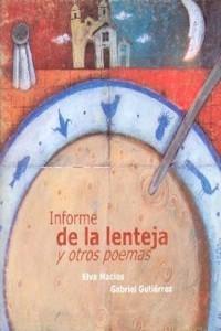Informe de la lenteja y otros poemas