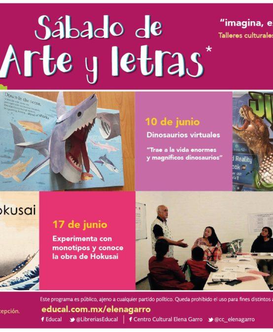 """Talleres para niños: """"Sábado de arte y letras"""""""