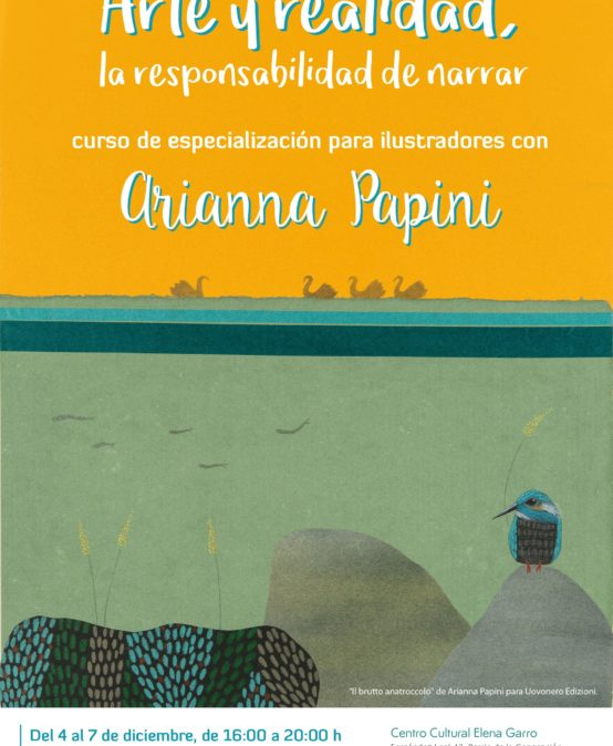 Arte y realidad: Curso de especialización para ilustradores con Arianna Papini