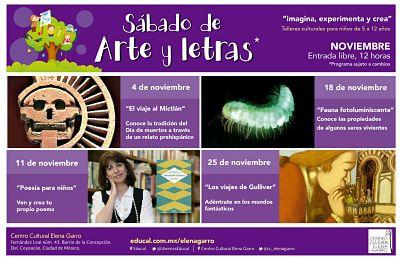 Sábado de Arte y Letras