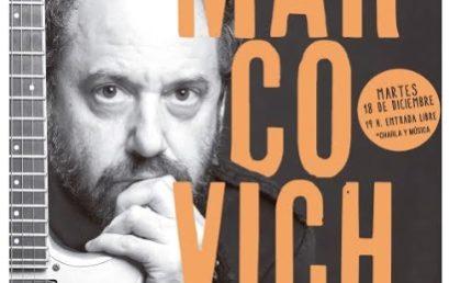 """Presentación de libro: """"Vida y música de Alejandro Marcovich"""""""