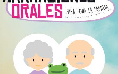 Narraciones Orales / De abuelos y sapos / 23 de junio