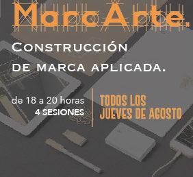 Taller MarcArte / Construcción de marca aplicada