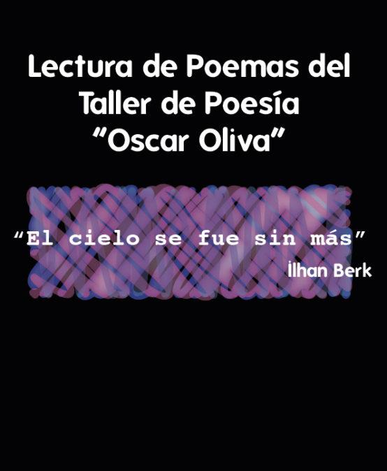 Lectura de Poemas