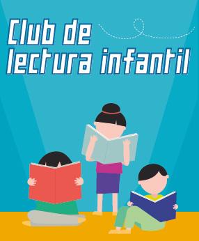 Club de Lectura Infantil / Imparte María del Mar Glagovsky