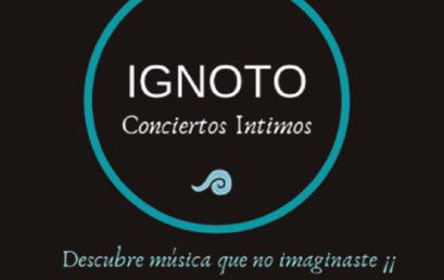 IGNOTO conciertos / Noche de cantautores / 11 octubre