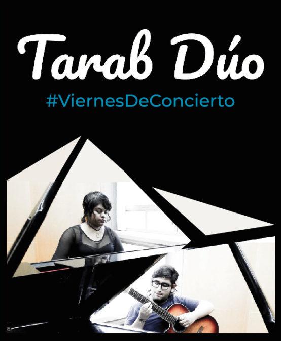Viernes de concierto / Tarab Dúo