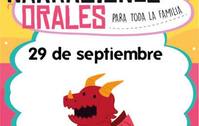 Narraciones Orales / La princesa, el príncipe y el dragón