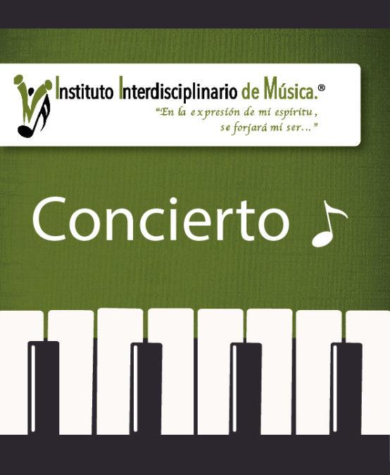Concierto / Instituto Interdisciplinario de Música
