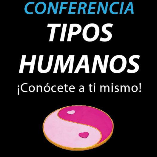 webCARTEL CONFERENCIA TIPOS HUMANOS
