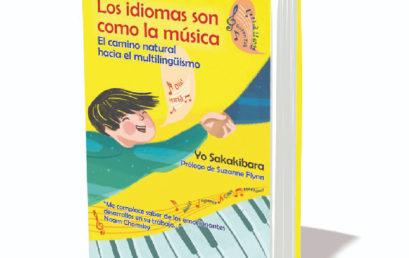Presentación de libro / Los idiomas son como la música