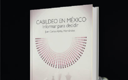 Presentación de libro / Cabildeo en México
