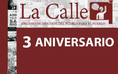 Presentación de revista / La Calle