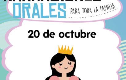 Narraciones Orales / Las doce princesas bailarinas