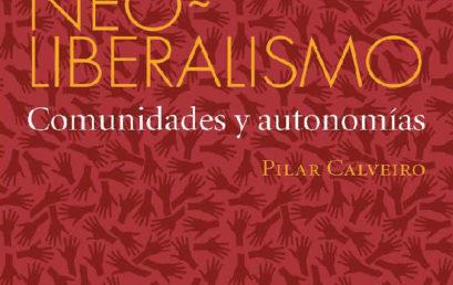 Presentación de libro / Resistir al neo-liberalismo