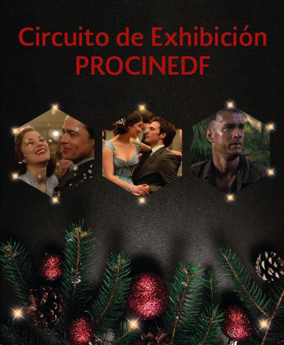 Circuito de Exhibición PROCINEDF / diciembre