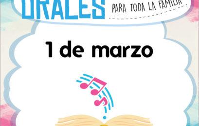 Narraciones Orales / Concierto de cuentos