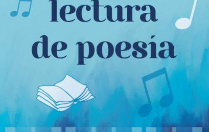 Concierto y lectura de poesía