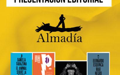 Presentación editorial / Almadía